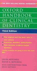Oxford Handbook of Clinical Dentistry