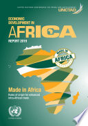 Economic Development in Africa Report 2019