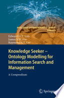 Knowledge Seeker - Ontology Modelling for Information Search and Management