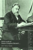 Life and Work of James Compton Burnett