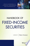 Handbook of Fixed Income Securities Book