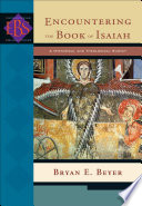 Encountering The Book Of Isaiah Encountering Biblical Studies  Book PDF