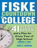 Fiske Countdown to College Pdf/ePub eBook