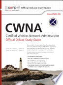 CWNA Certified Wireless Network Administrator Official Deluxe Study Guide Book