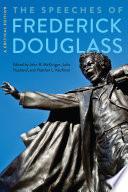 The Speeches of Frederick Douglass Book