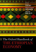 The Oxford Handbook of the Ethiopian Economy