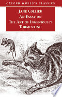 An Essay on the Art of Ingeniously Tormenting (Old Edition)