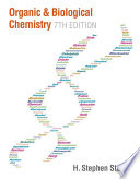 Organic And Biological Chemistry Book PDF