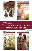 Love Inspired Historical March 2017 Box Set