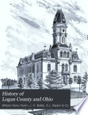 History of Logan County and Ohio Book