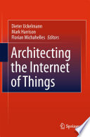 Architecting The Internet Of Things Book PDF