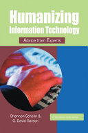 IT Solutions Series: Humanizing Information Technology: Advice from Experts ebook