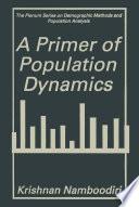 A Primer of Population Dynamics Book
