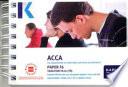 ACCA F6 Taxation FA2016 - Pocket Notes