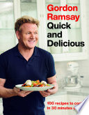 Gordon Ramsay Quick and Delicious Book PDF