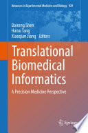 Translational Biomedical Informatics