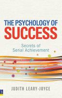 The Psychology of Success [Pdf/ePub] eBook