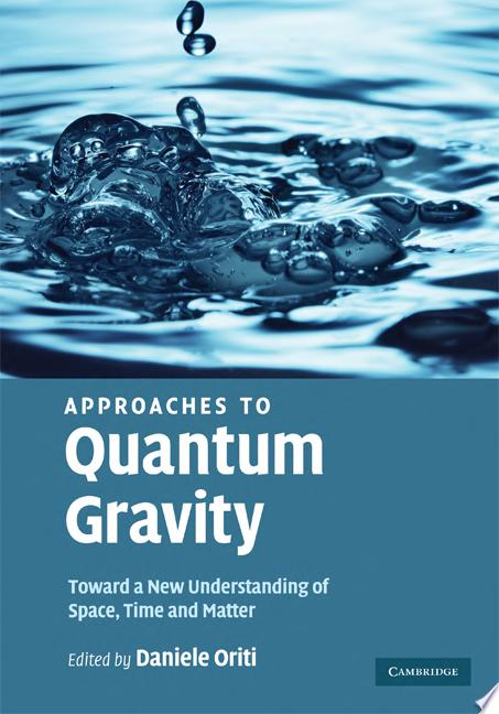 Approaches to Quantum Gravity