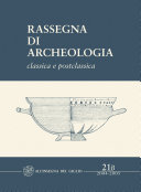 Rassegna di Archeologia, 21/B, 2004-2005 - classica e postclassica [Pdf/ePub] eBook