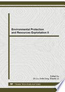 Environmental Protection and Resources Exploitation II