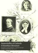 Immortelles of Catholic Columbian Literature