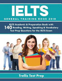 IELTS General Training Book 2018