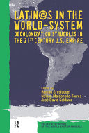 Latino/as in the World-system