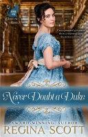 Never Doubt a Duke Pdf/ePub eBook