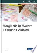 Marginalia in Modern Learning Contexts Book