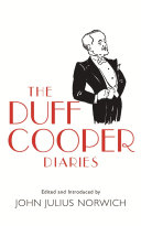 Pdf The Duff Cooper Diaries Telecharger