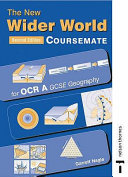 Coursemate for OCR A GCSE Geography