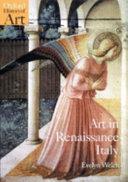 Art in Renaissance Italy  1350 1500