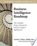 Business Intelligence Roadmap Book PDF