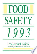 Food Safety 1993 Book