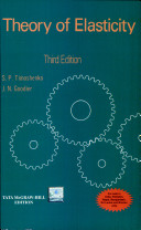 Theory of elasticity Book