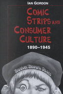 COMIC STRIPS & CONSUMER CULT PB