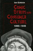 COMIC STRIPS & CONSUMER CULT PB
