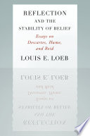 Reflection And The Stability Of Belief