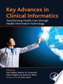Key Advances in Clinical Informatics
