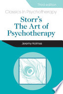 Storr s Art of Psychotherapy 3E Book
