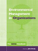 Environmental Management in Organizations