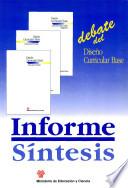 Informe-síntesis