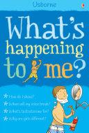 What's Happening to Me? (Boys) Pdf/ePub eBook