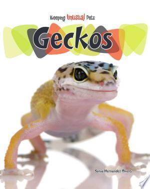 Download Geckos Free Books - manybooks-pdf