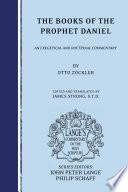 The Books Of The Prophet Daniel