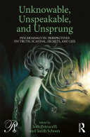 Unknowable, Unspeakable, and Unsprung Pdf/ePub eBook