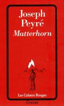 Matterhorn Pdf/ePub eBook