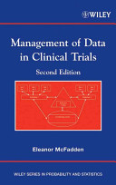 Management of Data in Clinical Trials Book