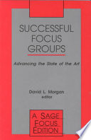 Successful Focus Groups Book PDF