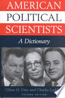 American Political Scientists